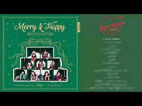 TWICE—Merry&Happy [Full Album]