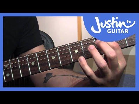 Xxx Mp4 Guitar Chord Extensions 9th And 13th Chords Blues Rhythm Guitar Lessons BL 206 3gp Sex