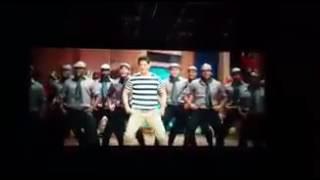 Mahesh babu bramotsavam dance