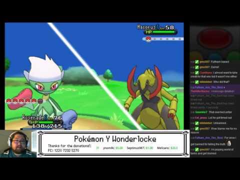 TKN Live: Pokémon Y Wonderlocke - Part 26
