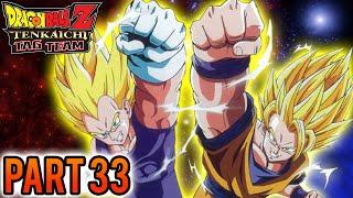 Dragon Ball Z: Tenkaichi Tag Team - Part 33 (DBZ PSP)
