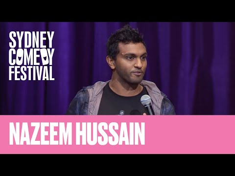 Nazeem Hussain - Sydney Comedy Festival 2015