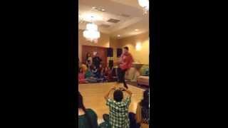Prince Saif, Mehendi Dance Performance