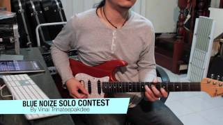(2nd place) Bluenoize solo contest smooth version by Vinai Trinateepakdee