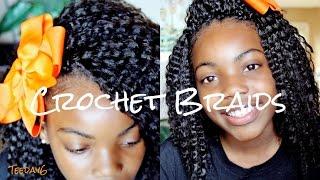 Crochet Braids (Little Girls Edition♥)