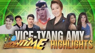 It's Showtime: Team Vice and Amy for Magpasikat 2018!