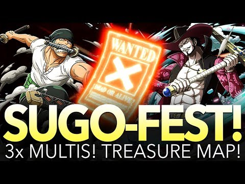Xxx Mp4 TREASURE SUGO FEST PULLS 3x MULTIS TOO MANY REDS One Piece Treasure Cruise Global 3gp Sex