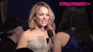 Rachel McAdams Attends Marvel Comics Doctor Strange Hollywood Movie Premiere 10.20.16