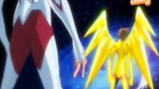 1e Episode SAINT SEIYA OMEGA CDZ VF French Manga Koga Pegase Athena Mars
