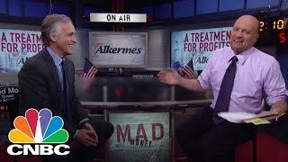 Alkermes CEO Richard Pops | Mad Money | CNBC