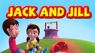 Jack And Jill Nursery Rhymes for Children