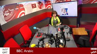 غلا الخالدي سعودية رفضت وصف ذوي الإعاقة بالمتسولين