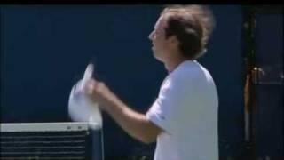 Sergio Garcia And Rafael Nadal Playing Golf