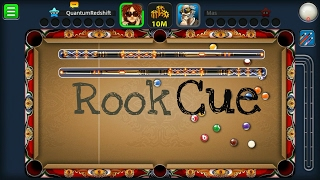 8 Ball Pool - Total indirect   Denial Failed w/Rook Cue   Bankok 10M