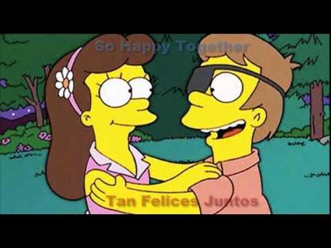 The Simpsons-So Happy Together Subtitulado (ingles,español)