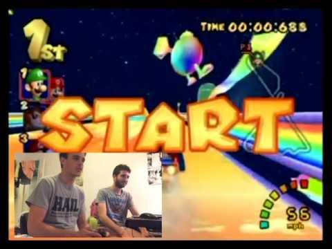 Xxx Mp4 XXx Mario Kart Double Dash HARDCORE Gaming XXx 3gp Sex