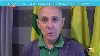 Voucher in agricoltura: favorevoli e contrari
