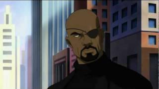 "Ultimate Avengers - 7. ""Iron Man Assistance"""