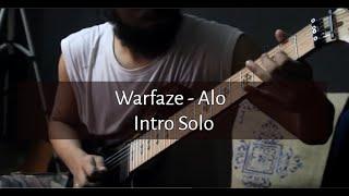 Warfaze - Alo Intro Solo