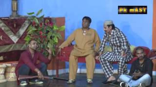 Best of Amanat Chan and Iftekhar Thakur Stage Drama Full Comedy Clip