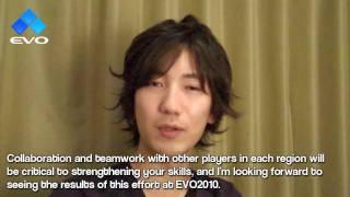 EVO 2010 Teaser: Daigo Umehara Throws Down the Gauntlet