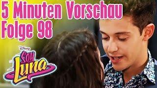 5 Minuten Vorschau - SOY LUNA Folge 98 || Disney Channel