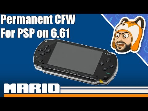 Xxx Mp4 How To Mod Your PSP On Firmware 6 61 Or Lower Infinity Permanent CFW 3gp Sex