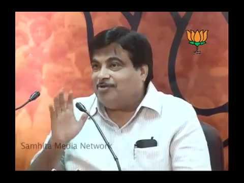 Independent MLA  from Kerala joined BJP: Sh. Nitin Gadkari: 24.03.2011