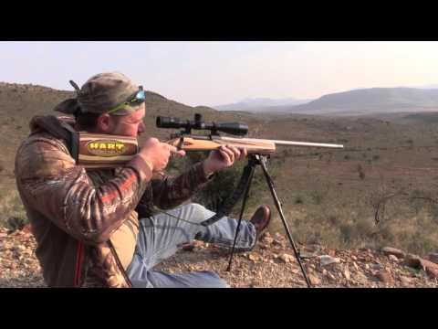 Kurt Hunts a Gemsbuck 2015, Eastern Cape South Africa
