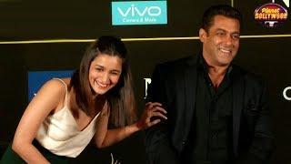 Salman Makes Alia Burst Out Laughing By Making Fun Of Vivek | Bollywood News