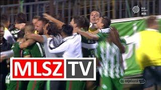 Újpest FC – Ferencvárosi TC | 1-2 | OTP Bank Liga | 8. forduló | MLSZTV
