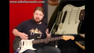 Cours de guitare : L'aller-retour pour les débutants - Partie 1