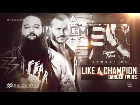Xxx Mp4 WWE Wrestlemania 33 Official Theme Song Like A Champion With Download Link 3gp Sex