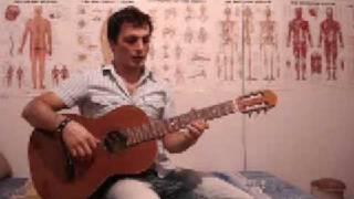 Guitar Lesson Part 1( Theory & Basics )By Arash Aria آموزش گیتارقسمت اول