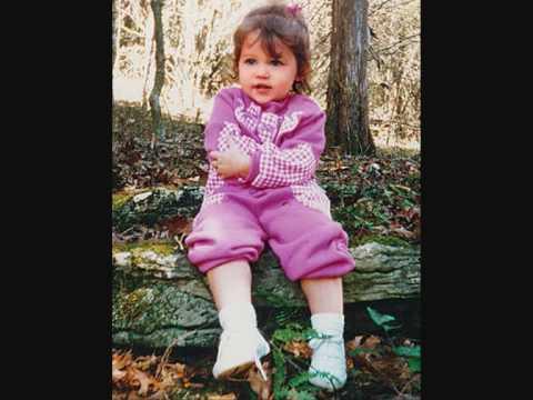 Miley Cyrus Fotos de Pequeña