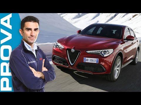 Alfa Romeo Stelvio | La prova completa del 2.2 diesel Q4 da 210 CV!