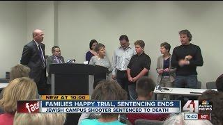 Frazier Glenn Cross Sentenced To Death
