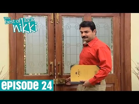 Best Of Luck Nikki Season 1 Episode 24 Disney India Official