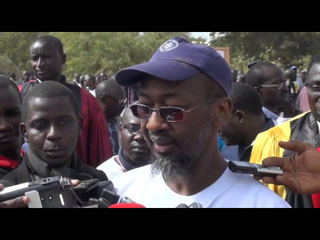 Sénégal-La colère des universitaires sur les réformes dans l'enseignement supérieur