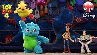 TOY STORY 4   NEW Teaser Trailer 2 - 2019   Official Disney Pixar UK