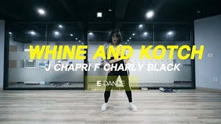 BORN BLACK | WHINE AND KOTCH | E DANCE STUDIO | CHOREOGRAPHY CLASS