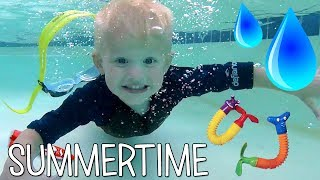 Family Fun Pack Water Fun Summer Compilation