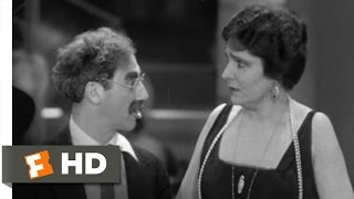 Africa, God's Country - Animal Crackers (7/9) Movie CLIP (1930) HD