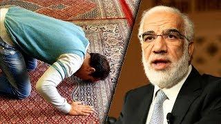 شاهد مع الشيخ عمر عبد الكافي - تعلم الصلاة الصحيحة قبل الندم كما كان يصلي النبي محمد