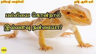 பல்லியை கொன்றால் இவ்வளவு நன்மையா ?   நபிமொழி   Tamil Aalim Tv   Tamil Bayan   Tamil Islamic Bayan