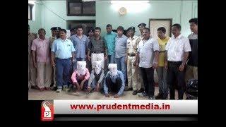 GOA POLICE ARRESTS GANG INVOLVED IN RAPE CASE AT BETALBATIM _Prudent Media Goa