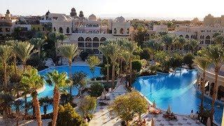 Ägypten Makadi Palace Hotel Rundgang Makadi Bay 5 Sterne Red Sea Hurghada Rote Meer فندق مكادى بالاس