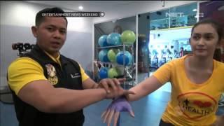 Nafa Urbach memilih olahraga Thai Boxing