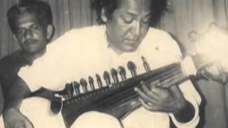Ustad Bahadur Khan: Raga Hemant