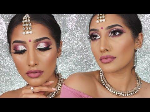 Xxx Mp4 Indian Wedding Glitter Cut Crease Makeup Tutorial 3gp Sex